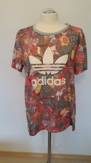 Buntes Adidas Tshirt