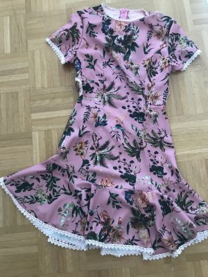 SheIn Cut out jurk veelkleurig