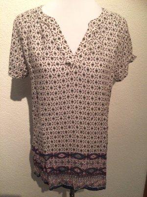 buntes Blusenshirt / Shirt von Street One - Gr. 38