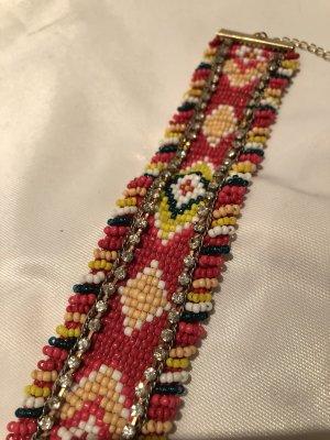 Buntes Bohemian Armband
