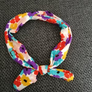 Ribbon multicolored