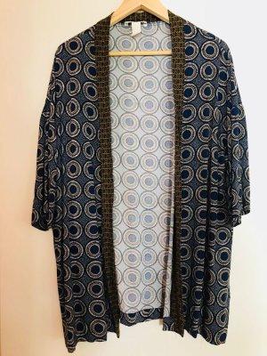 Buntes Kimono, Größe S