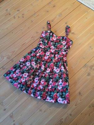 Buntes Kleid Größe 38
