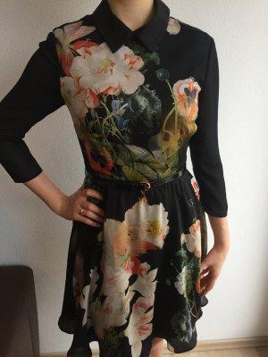 Buntes Kleid von TED Baker