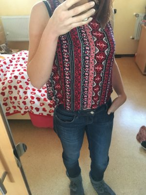 Buntes leichtes Sommer-Top