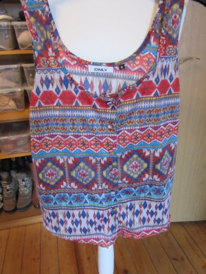 buntes Only Top Gr.S