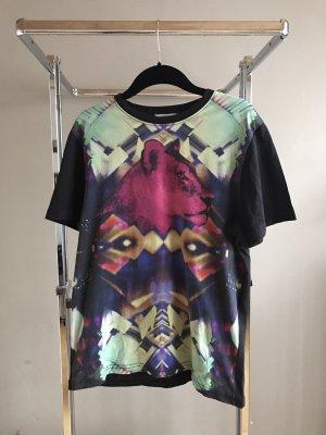 Illustrated People Camicia oversize multicolore