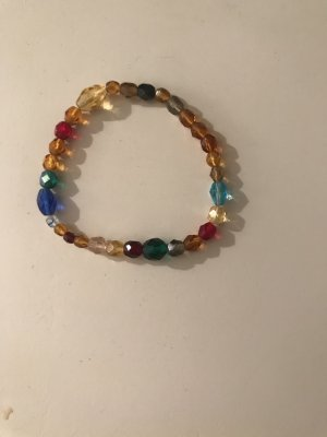 Buntes Perlen Armband