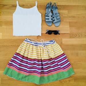 Buntes Rock - colourful spring/summer skirt