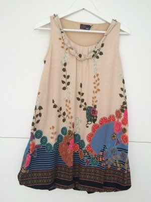 Yumi Top long multicolore polyester