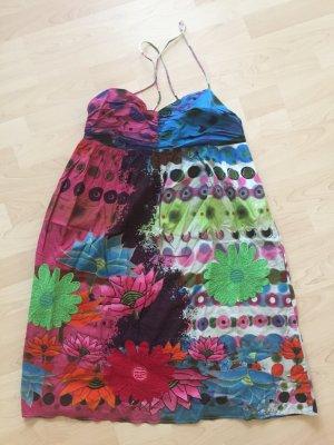 Desigual Midi-jurk veelkleurig