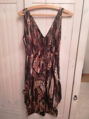 Buntes Sommerkleid, tolle Farben von H&M