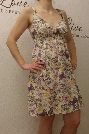 buntes Sommerkleid von H&M #verspielt