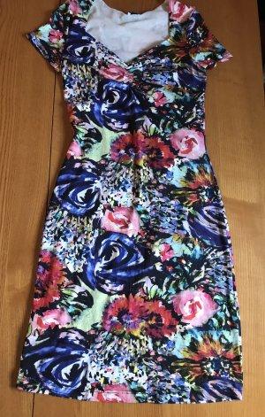 Heine Jersey Dress multicolored