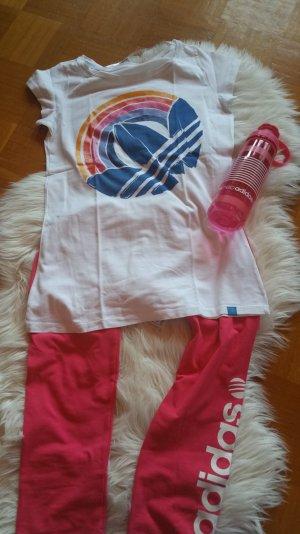 buntes Sportshirt von Addidas-neu