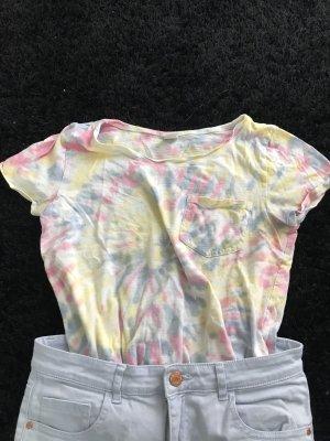 Buntes T-Shirt von Hollister in XS