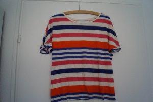 Buntes T-Shirt von Zara, M