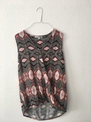 Buntes Top/Bluse mit Muster von Tramontana