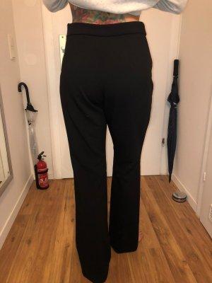 Pantalón de pinza negro