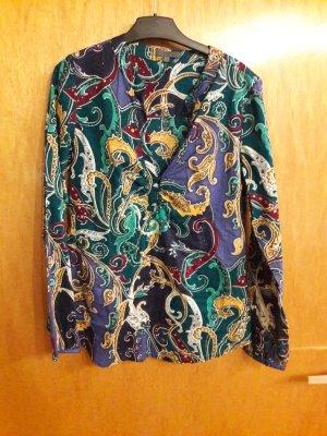 Buntgemusterte Bluse von Montego