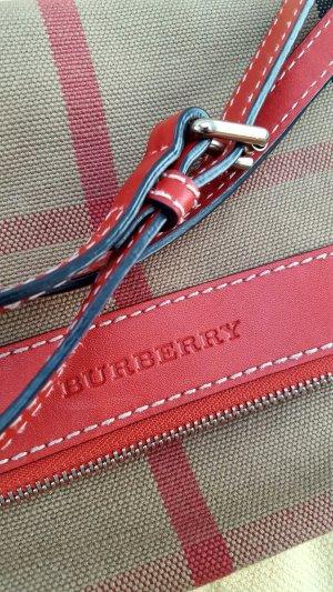 Burberry Borsetta a cestino multicolore Cotone