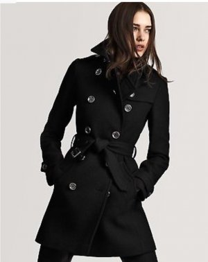 Burberry Balmoral Wolle-Cashmere