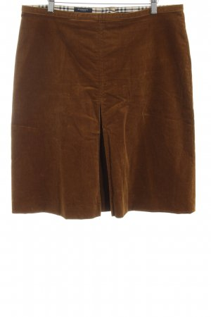 Burberry Pencil Skirt brown business style
