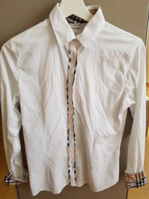 Burberry Blouse wit