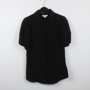 Burberry Blusa de seda negro Seda