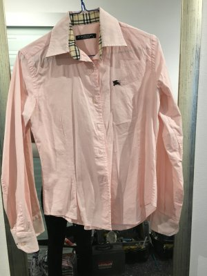 Burberry Bluse  hellrosa