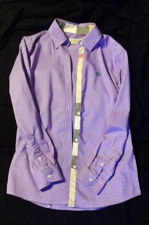 BURBERRY Bluse mit Streifen S/P WIE NEU!