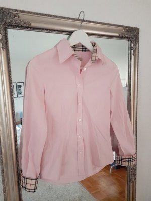 Burberry Long Sleeve Blouse multicolored cotton