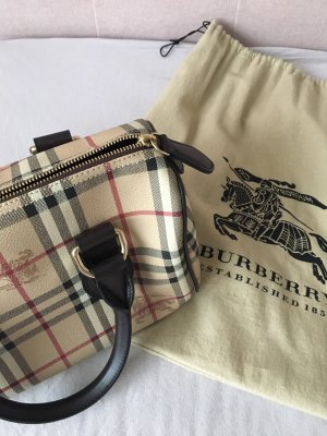 Burberry Bowling Bag oatmeal-cream