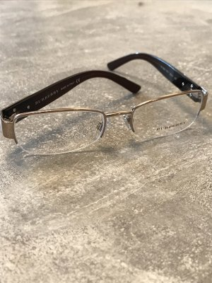 Burberry Glasses gold-colored-dark brown