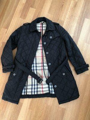 Burberry Brit Gewatteerde jas zwart