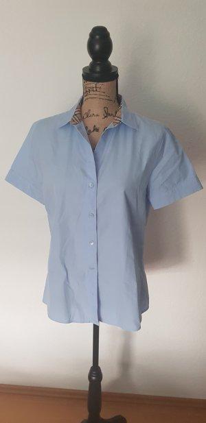 Burberry Brit Short Sleeved Blouse azure