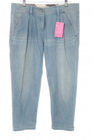 Burberry Brit 3/4 Jeans himmelblau Casual-Look