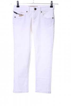 Burberry Brit 7/8 Length Trousers white casual look