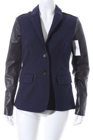 Burberry Brit Blazer blu-nero stile classico