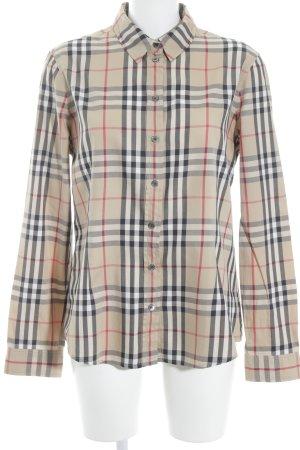 Burberry Brit Hemd-Bluse Karomuster Brit-Look