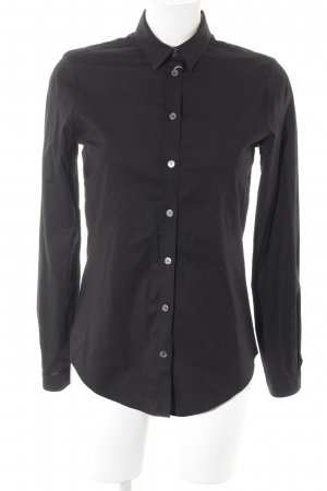 Burberry Brit Hemd-Bluse schwarz Business-Look