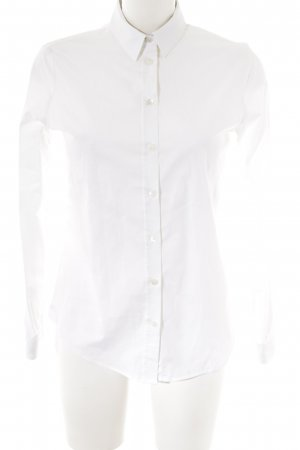 Burberry Brit Hemd-Bluse weiß Business-Look