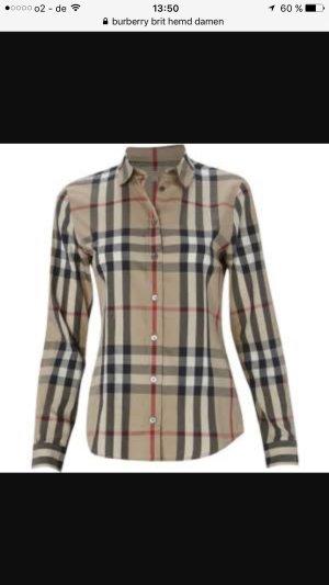 Burberry brit hemd größe s
