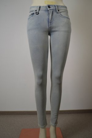 Burberry Brit Jeans Hose W 25 in Blau