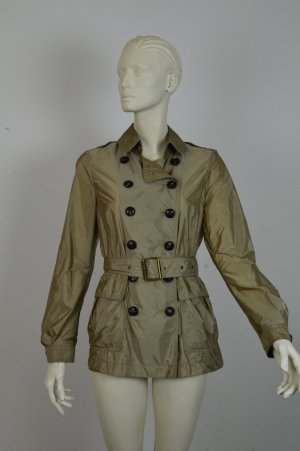 BURBERRY BRIT KERRINGDALE BELTED TRENCH COAT RAIN LIGHTWEIGHT