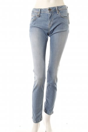 Burberry Brit Skinny Jeans, blau