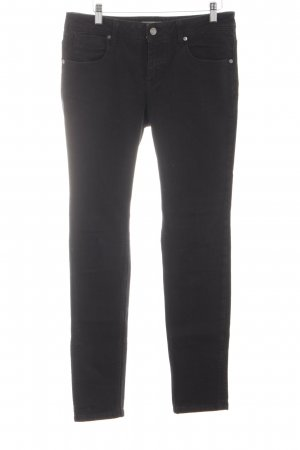 Burberry Brit Slim Jeans black casual look