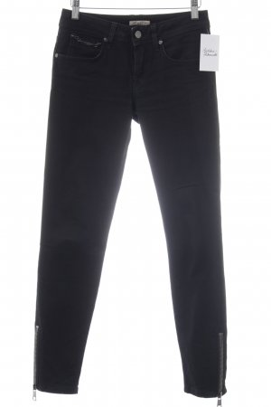 Burberry Brit Slim Jeans schwarz Casual-Look