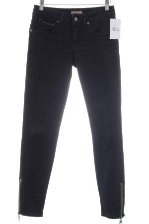 Burberry Brit Slim Jeans schwarz Casual-Look