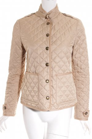 Burberry Brit Steppjacke beige Steppmuster Brit-Look